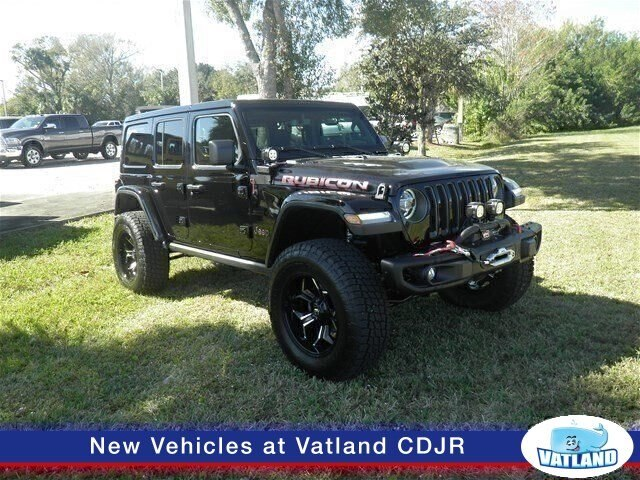 2019 Jeep Wrangler: News, Design, Equippment >> New 2019 Jeep Wrangler Unlimited Rubicon 4x4