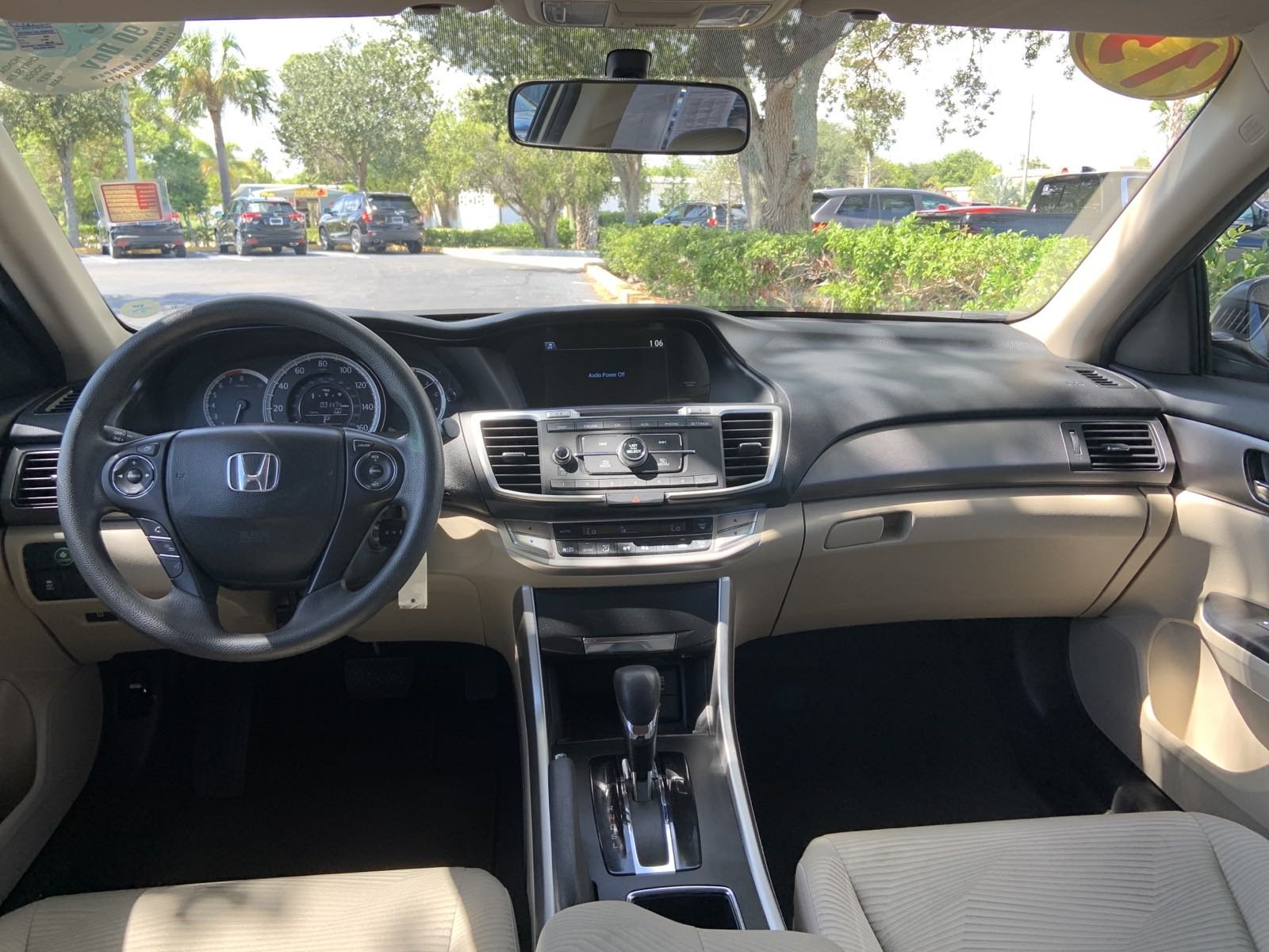 Pre-Owned 2015 Honda Accord LX