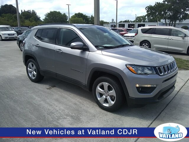New 2019 JEEP Compass Latitude (4dr Front-wheel Drive)
