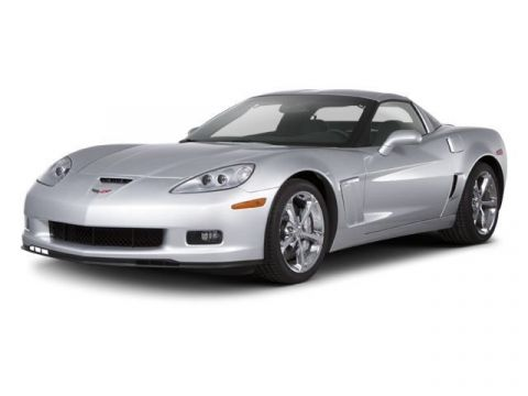 Pre-Owned 2013 Chevrolet Corvette Grand Sport