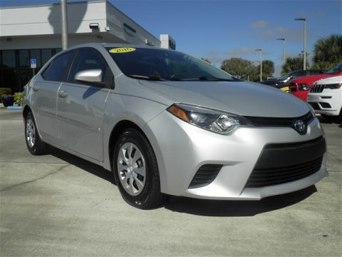 Pre-Owned 2016 Toyota Corolla L
