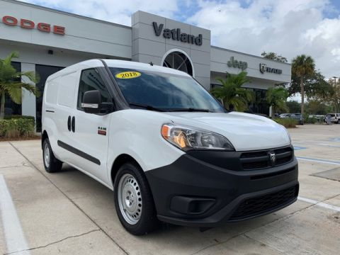 Pre-Owned 2018 Ram ProMaster City Base